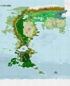 Chryse World Map