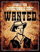 Shootin Iron:  Davestown's Most Wanted