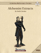 Echelon Reference Series: Alchemist Extracts Compiled (PRD-Only)