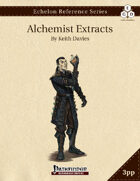 Echelon Reference Series: Alchemist Extracts Compiled (3pp+PRD)