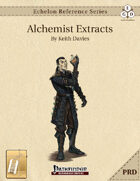 Echelon Reference Series: Alchemist Extracts Compiled (PRD-Only) [BUNDLE]