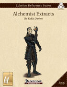 Echelon Reference Series: Alchemist Extracts Compiled (3pp+PRD) [BUNDLE]
