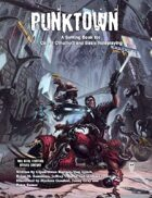 Punktown - A Setting Book for Call of Cthulhu and Basic Roleplaying