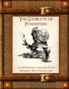 The Gooblitts of Punchstein (First Edition)