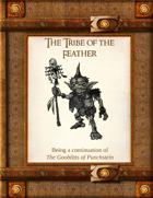 The Tribe of the Feather (First Edition)
