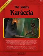 RC1 - The Valley of Karaccia