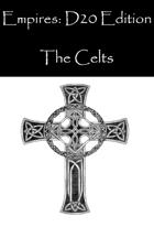 Empires: Celtic Forces D20 Edition