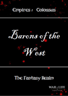 Empires: Barons of the West Colossus Edition