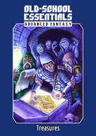 Old-School Essentials Advanced Fantasy: Treasures