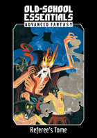 Old-School Essentials Advanced Fantasy Referee's Tome