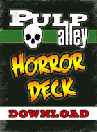 Pulp Alley -- Horror Deck