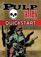 Pulp Alley 2E - Quick Start PDF