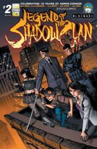 Legend of the Shadow Clan #2