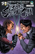 Legend of the Shadow Clan #5