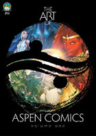 The Art of Aspen Comics: Volume One