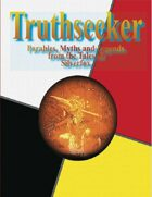 Truthseeker - Parables, Myths & Legends From The Tales Of Silverfox