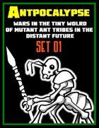 Antpocalypse Set 1