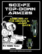 Sci-Fi TopDowns Tarcom vs Telegran