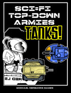 Sci-Fi TopDowns TANKS! 3