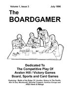 The Boardgamer Magazine - Volume 1, Issue 3