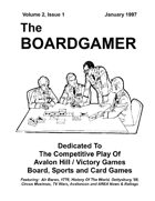 The Boardgamer Magazine - Volume 2, Issue 1