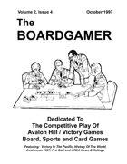 The Boardgamer Magazine - Volume 2, Issue 4
