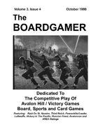 The Boardgamer Magazine - Volume 3, Issue 4