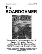 The Boardgamer Magazine - Volume 4, Issue 1