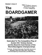 The Boardgamer Magazine - Volume 4, Issue 4