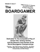 The Boardgamer Magazine - Volume 5, Issue 1