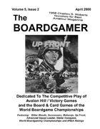 The Boardgamer Magazine - Volume 5, Issue 2