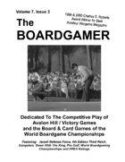 The Boardgamer Magazine - Volume 7, Issue 3