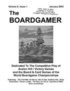 The Boardgamer Magazine - Volume 8, Issue 1