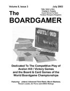 The Boardgamer Magazine - Volume 8, Issue 3