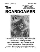 The Boardgamer Magazine - Volume 8, Issue 4
