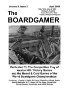 The Boardgamer Magazine - Volume 9, Issue 2