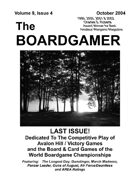 The Boardgamer Magazine - Volume 9, Issue 4 - Final Issue
