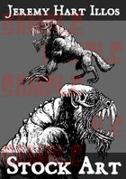 Barghest 1 Stock Art