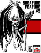 Creature Feature Nov 2019 Index Card RPG Mode