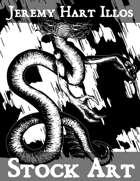 Horror 8 Stock Art