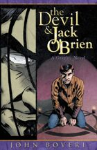 The Devil & Jack O'Brien - Graphic Novel