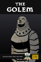 The Golem - A Dungeon World Playbook