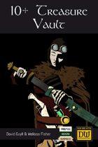 10+ Treasure Vault