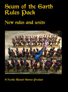 Scum of the Earth Rules Pack