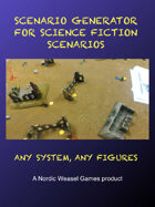 Scifi Scenario Generator for almost any system