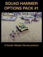 Squad Hammer Options Pack