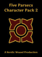 Five Parsecs Character Pack 2
