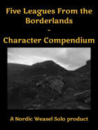 Five Leagues Character Compendium