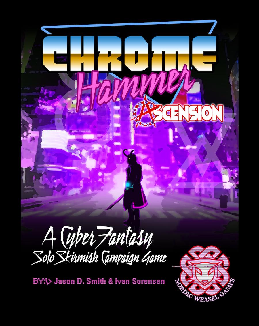 Chrome Hammer Ascension