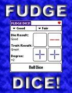 Fudge Dice!